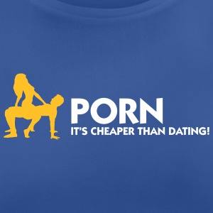 Porn Is Cheaper Than Dating - Women's Breathable T-Shirt