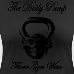 The Daily Pump Chimp Kettlebell - Women's Breathable T-Shirt