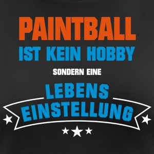 Paintball Sportart - Frauen T-Shirt atmungsaktiv