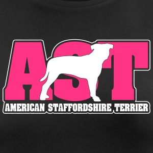 American Staffordshire Terrier AST - vrouwen T-shirt ademend