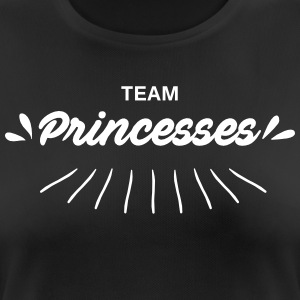 Team princesses - Women's Breathable T-Shirt
