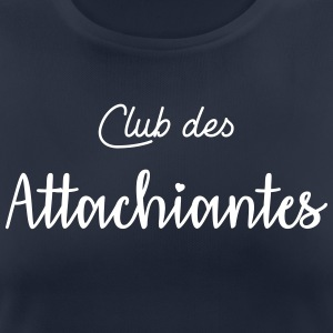 Club des Attachiantes - T-shirt respirant Femme