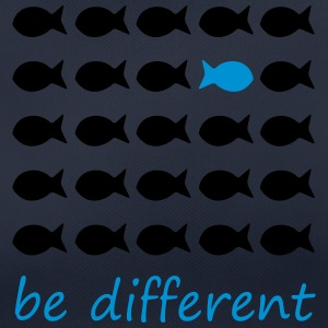 be different - Frauen T-Shirt atmungsaktiv
