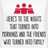 Friends become family - Women's Breathable Tank Top