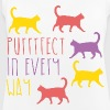 AD Purrfect in every way - Vrouwen tanktop ademend