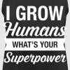 I Grow Humans - What's Your Superpower - Women's Breathable Tank Top