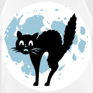 Moon Cat - Men's Breathable Tank Top