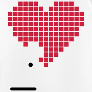 Pixel Heart Heart Love Gaming Game Pixelart - Men's Breathable Tank Top