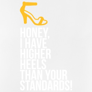 My Heels Are Higher Than Your Standards! - Men's Breathable Tank Top