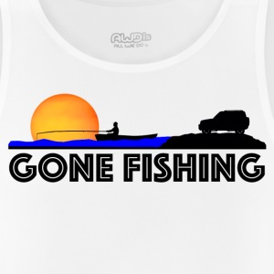 Gone Fishing - Herre tanktop åndbar