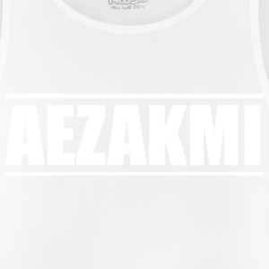 AEZAKMI - white - Men's Breathable Tank Top