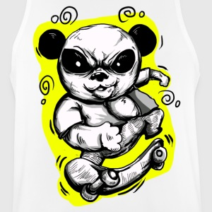 Skate Panda - Men's Breathable Tank Top