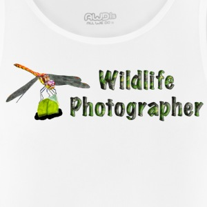 Wildlife Photographer - Pustende singlet for menn