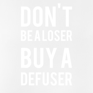 Don't Be A L*ser Buy A Defuser - Männer Tank Top atmungsaktiv