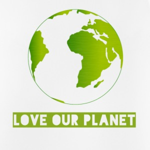 LOVE OUR PLANET - Men's Breathable Tank Top