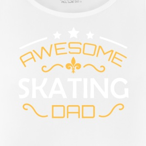 skating pappa - Pustende singlet for menn