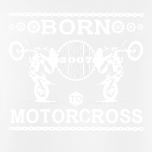 born to motorcross - Men's Breathable Tank Top