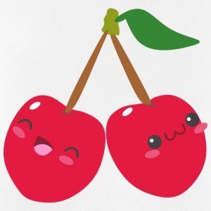 Sweet cherry - Sweet cherry with cute face - Men's Breathable Tank Top