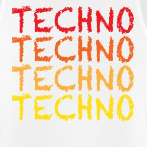 Techno - Men's Breathable Tank Top