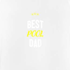 Distressed - BEST POOL DAD - Men's Breathable Tank Top