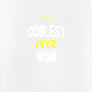 Distressed - COOLEST POOL MOM - Men's Breathable Tank Top