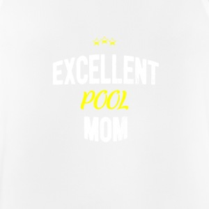 Distressed - EXCELLENT POOL MOM - Men's Breathable Tank Top