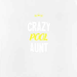 Distressed - CRAZY POOL AUNT - Men's Breathable Tank Top