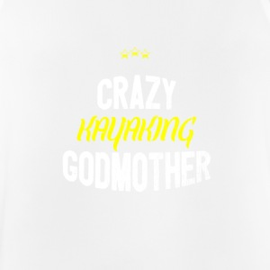 Distressed - CRAZY KAYAKING GODMOTHER - Men's Breathable Tank Top