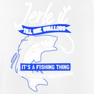Gift for anglers - shake until they swallow - Men's Breathable Tank Top