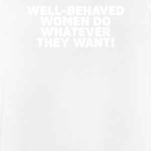 Behaved Women - Men's Breathable Tank Top