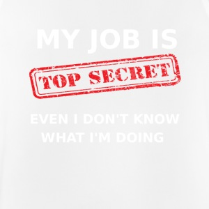 Mijn taak is - Top Secret - Mannen tanktop ademend