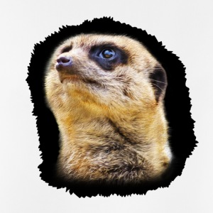 Meerkat Portrait - Men's Breathable Tank Top
