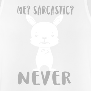 Me? Sarcastic? NEVER - Men's Breathable Tank Top