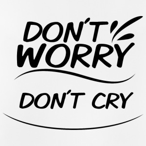 Don't Worry - don't cry - Men's Breathable Tank Top