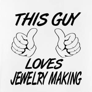 This Guy Loves JEWELRY MAKING - Men's Breathable Tank Top