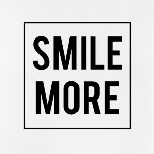 Smile More - Männer Tank Top atmungsaktiv
