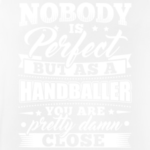 Funny Handball Handball Shirt Nobody Perfect - Men's Breathable Tank Top