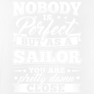 Funny Sail Sailing Sailor Shirt Nobody Perfect - Männer Tank Top atmungsaktiv