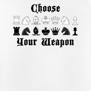 Chess Choose your weapon gift - Men's Breathable Tank Top