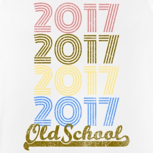 Old School 2017 - Camiseta sin mangas hombre transpirable