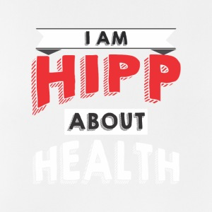 I am HIPP about Health 2 - Men's Breathable Tank Top