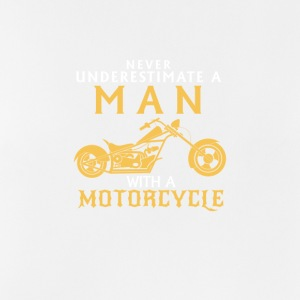 Man on motorcycle - Men's Breathable Tank Top
