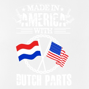 Made in America with Dutch Parts - Männer Tank Top atmungsaktiv