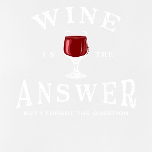 Wine is the answer - Men's Breathable Tank Top