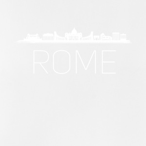 rome skyline Italy colosseum Vacation Tourist Trip - Men's Breathable Tank Top