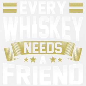 Each whiskey whiskey needs a friend's drinker - Men's Breathable Tank Top