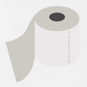 toilet paper - Men's Breathable Tank Top