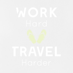 Work hard, travel harder! - Men's Breathable Tank Top