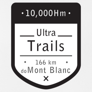 Ultra Trail del Mont Blanc camiseta - Camiseta sin mangas hombre transpirable