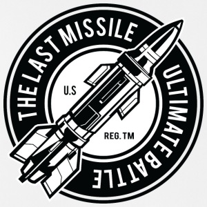 The Last Missile rocket weapon Christmas gift - Men's Breathable Tank Top